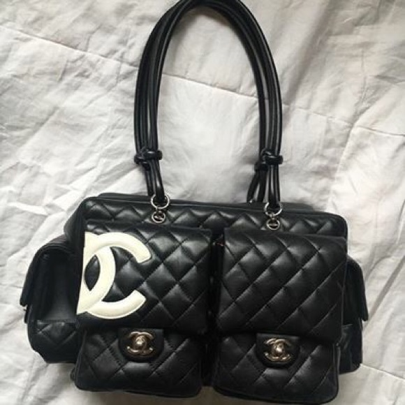 129dcafdc71247 CHANEL Bags   Cambon Reporter Bag Guaranteed Authentic   Poshmark